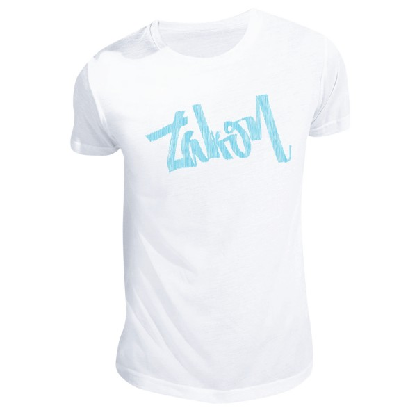zakon T-shirt modra